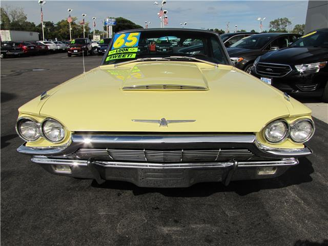1965 Ford Thunderbird  81,844 Miles Yellow 2 Dr Other Automatic