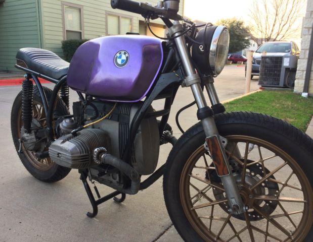 1981 BMW R65 Custom