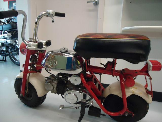 1967 HONDA MONKEY BIKE MINI TRAIL