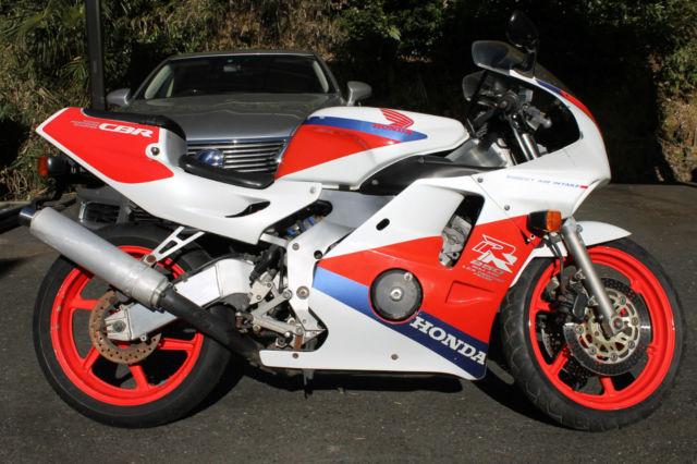 Honda CBR250RR MC22 1990 45ps Running very well!!