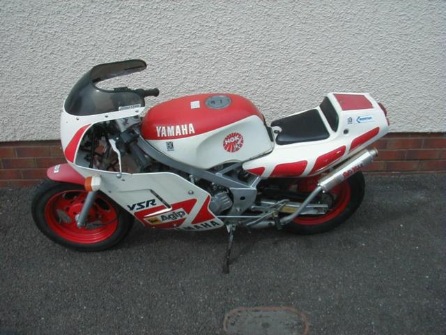 YAMAHA YSR 80 MINI SPORTS GAG BIKE