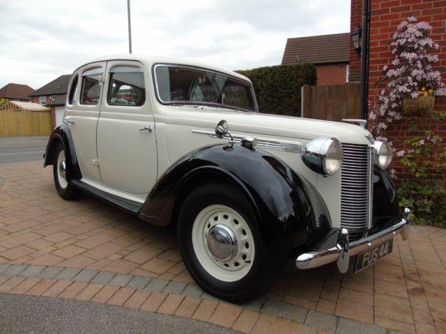 Austin 16 BS1 (1948)