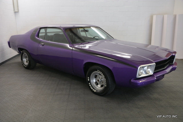 Plymouth Satellite Road Runner Clone Plum Crazy Air Conditioning