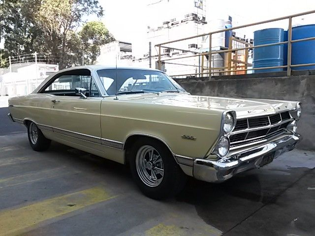 1967 FORD FAIRLANE, 351 V8, NOT A MUSTANG CAMARO, CHEVELLE, BELAIR, GM, FALCON