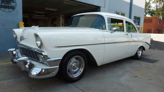 1956 CHEVROLET 210 Post 355 V8, 700R4 NOT A MUSTANG, CHEVELLE, BELAIR GM FORD