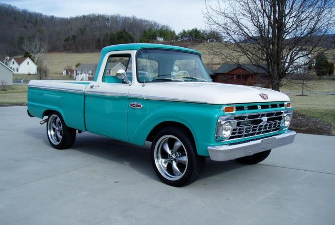 1966 Ford F-100, TEST AD DO NOT LIST