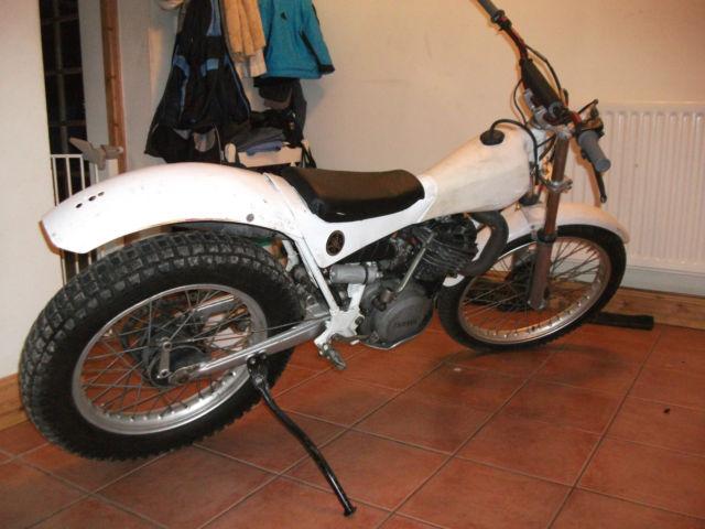 YAMAHA TY 250R