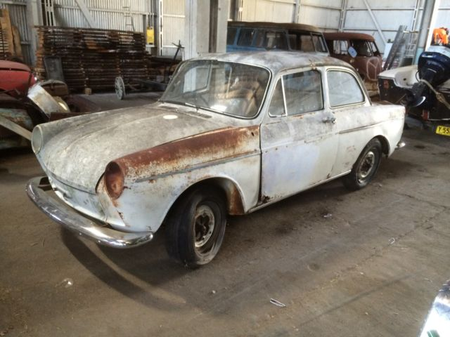 Volkswagen Notchback 1965 Type 3 (not a kombi or beetle)