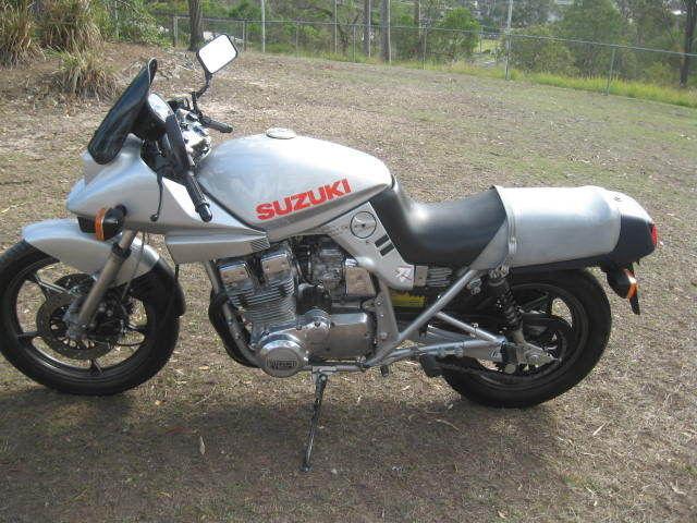 Suzuki Katana 1100. 1981.