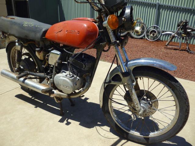 Suzuki 125cc 1980