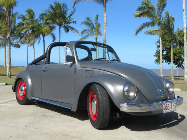 1973 Volkswagen Beetle Convertible (2L, Dual Carb  engine