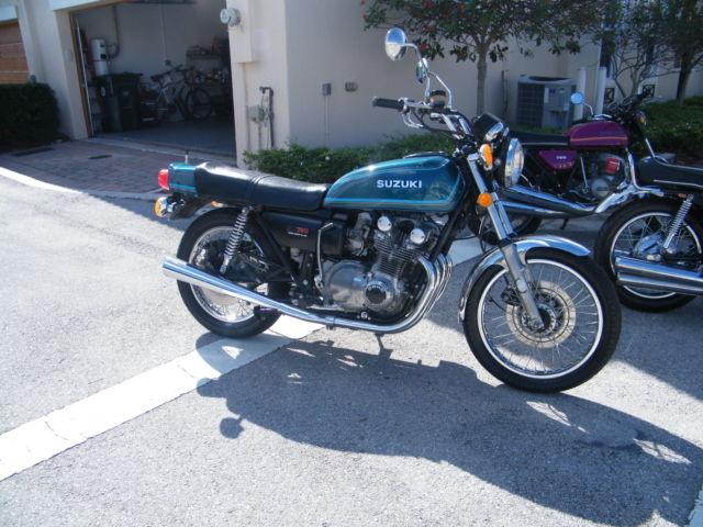 1977 Suzuki GS