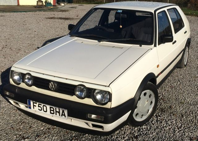 VW GOLF GTI MKII 8V - NO RESERVE AUCTION