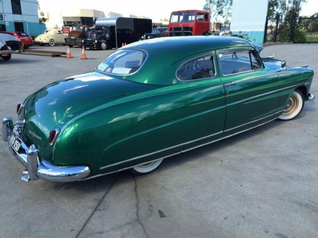 Hudson coupe , 1950 , custom , sled ,classic car