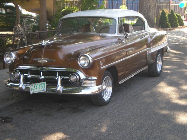 For Sale: 1953 Chevrolet Bel Air/150/210 2dr Hard top - Chevrolet