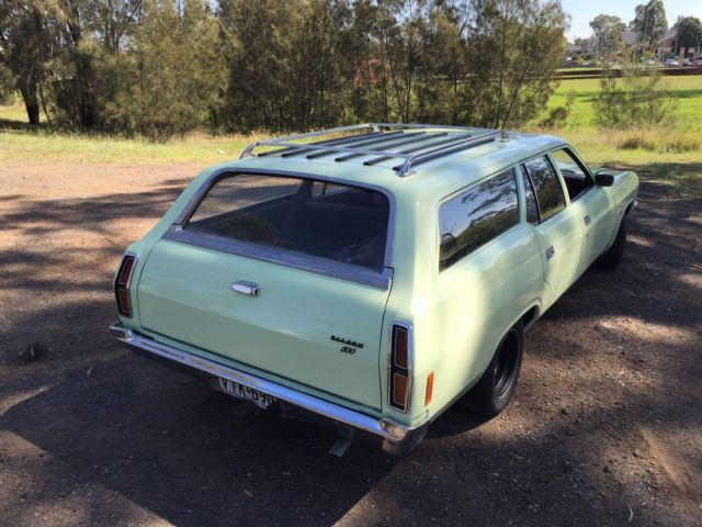Ford Falcon 500 XC 1977 Surf Wagon cruiser xc xb xa ratrod custom hotrod gt gs