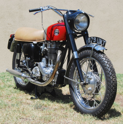 1957 Triumph Other