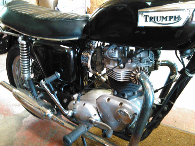 1970 Triumph Tiger