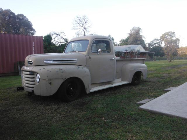 1950 ford f1 pickup for sale sydney nsw australia. Black Bedroom Furniture Sets. Home Design Ideas