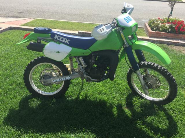 1987 Kawasaki KDX