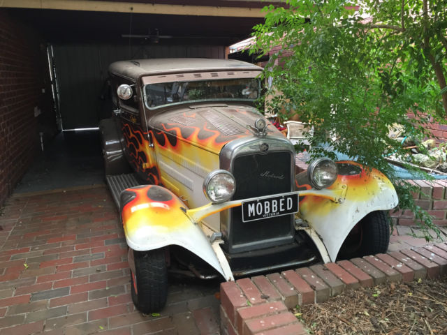 Hot Rod - Custom Car - Muscle Car