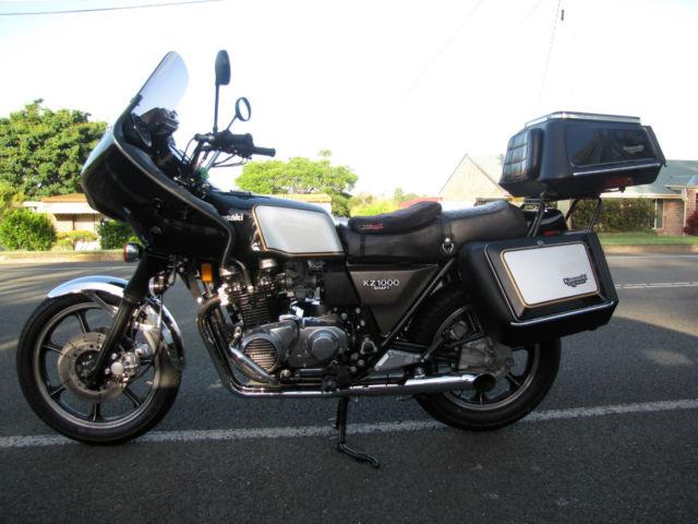 Kawasaki 79 KZ1000 ST VETTER
