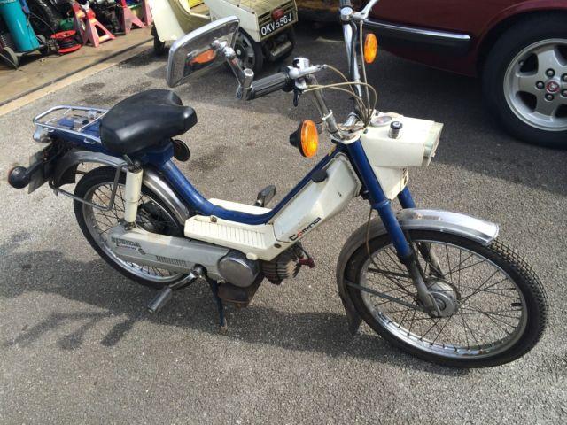 Honda Camino PA50 12 months MOT. VOB 912 S reg