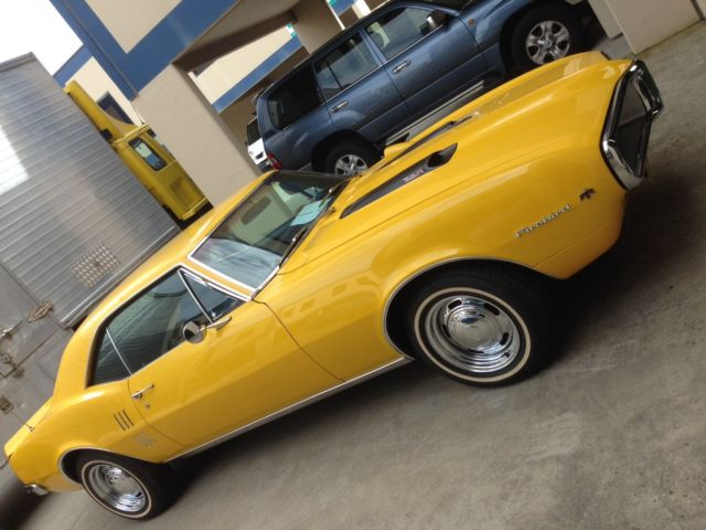 1967 Pontiac Firebird***As New***70k plus spent!!!