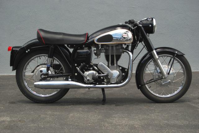 1959 Norton ES2