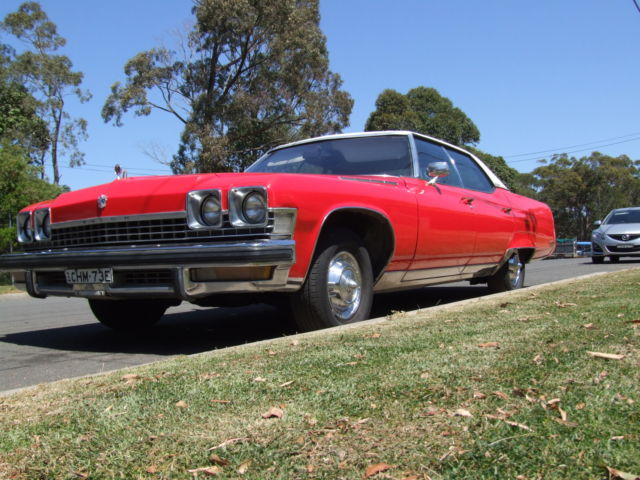 1974 buick electra 225 limited, no reserve auction, P-plate legal
