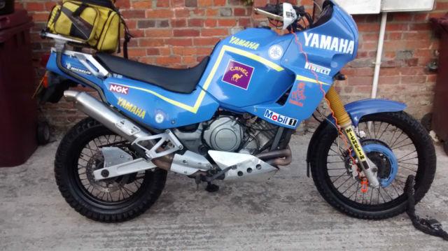 Yamaha XTZ 750 super tenere.