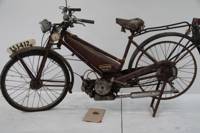 James Auto-Cycle