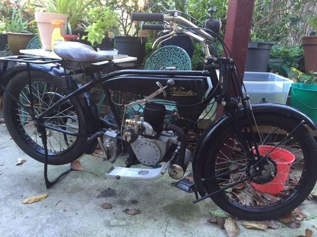 Velocette U model 1922
