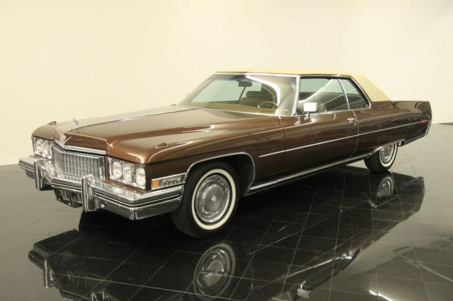 19730000 Cadillac DeVille