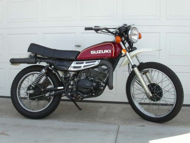 1978 Suzuki TS-250