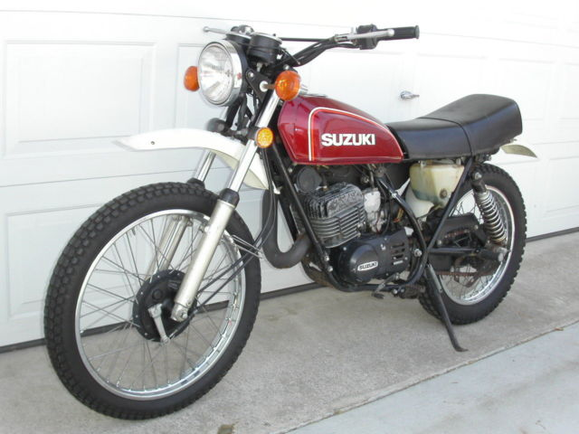 1978 Suzuki TS-250 For Sale Long Beach, California, United