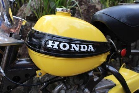 1970 Honda QA50 K0 For Sale Melbourne, Victoria, Australia | AutoMotoClassicSale.com