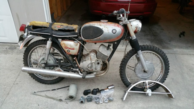 1966 Other Makes BS175