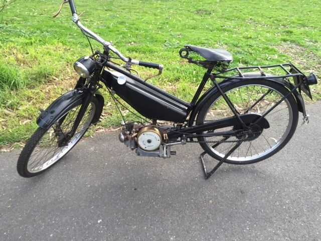Aberdale Auto Cycle Villers powered