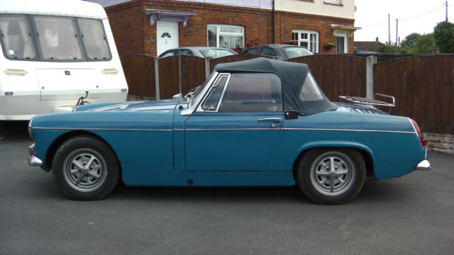 MG MIDGET MARK 2