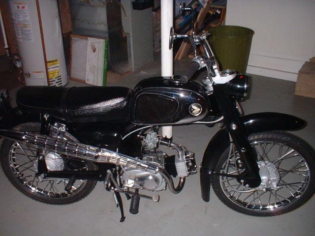 1966 Honda CA