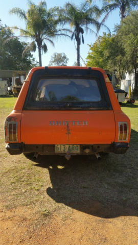 88e0bf2fe28605 Chrysler CL Valiant Drifter Van V8 Auto For Sale Gatton