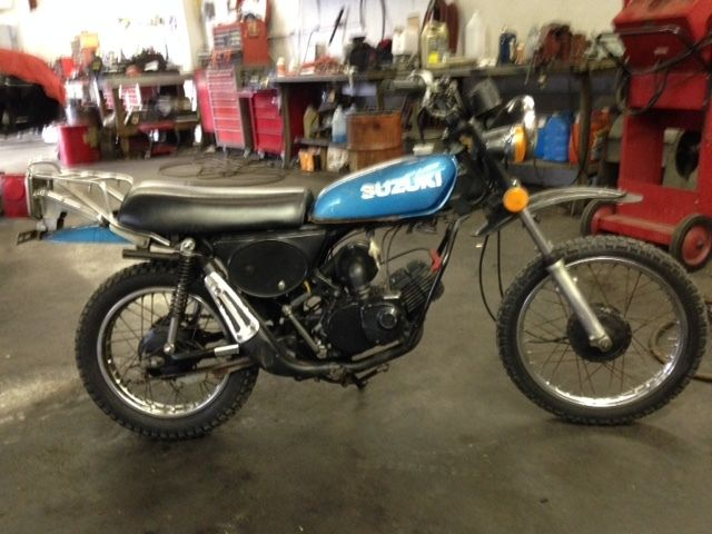 1976 Suzuki Other