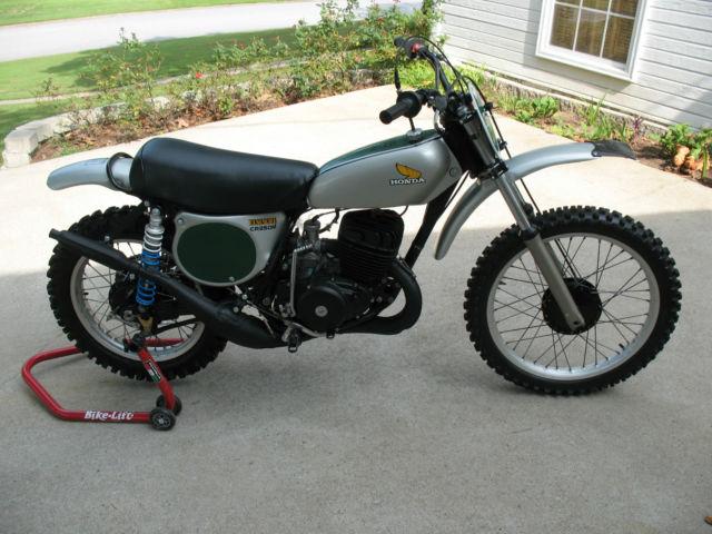1974 Honda CR