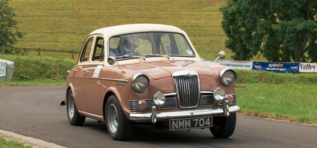 1963 Riley 1.5 Competition Car