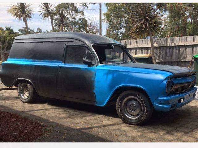 Eh ej Holden panelvan hq Hj hg ht hr For Sale Baxter, VIC, Australia   AutoMotoClassicSale.com