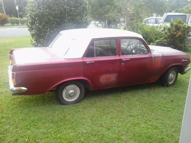 1964 EH Holden Special (Selling Unregistered)