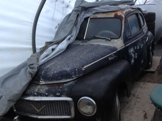 1957 Volvo pv 444 very Rare split screen model