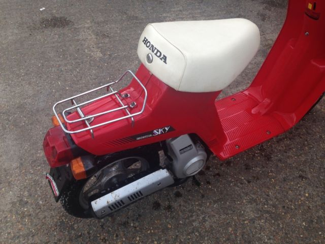 Honda Sky Classic Rare Scooter 1985 For Sale BRENTWOOD ...