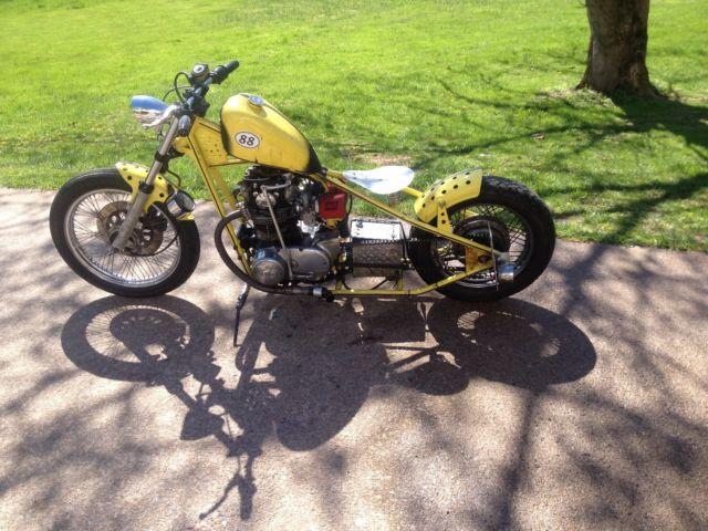 1983 Yamaha RS650 Bobber Motorcycle